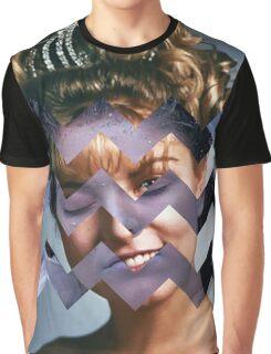 Twin Peaks - Laura [Black Lodge] Graphic T-Shirt