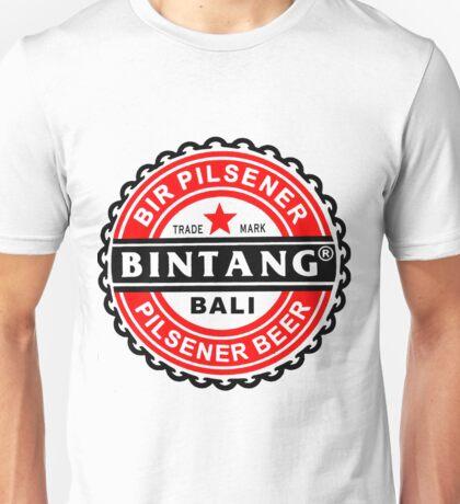 Bali Bintang Unisex T-Shirt