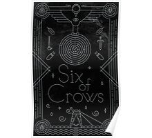 Six of Crows Poster