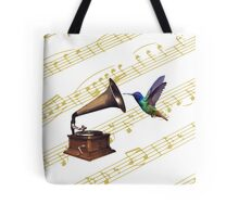 Music is my nectar 2 Tote Bag