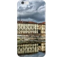 Turin Shrouded in Cloud  iPhone Case/Skin