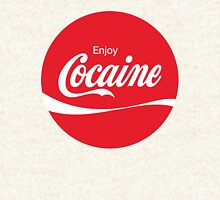 Circular Coca Coke Cola Cocaine Clean Hoodie