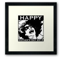 Happy Mother's Day 2016 Framed Print