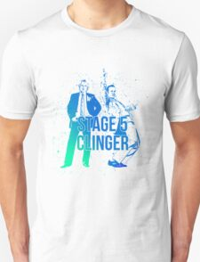Stage 5 Clinger Wedding Crashers Movie Quote T-Shirt
