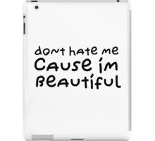 Funny Cute Sweet Cool Quote Beautiful Love iPad Case/Skin