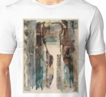 AN EMPTY DOORWAY AND A MAPLE LEAF—MACLEISH Unisex T-Shirt