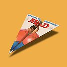 MAD Paper Airplane 145 by YoPedro