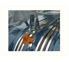 1952 Pontiac Chieftain Art Print