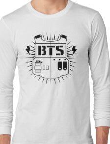 Bts (ARMY Black) Long Sleeve T-Shirt