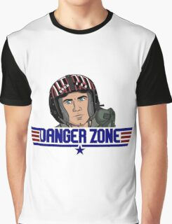 DangerZone Graphic T-Shirt