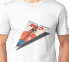 MAD Paper Airplane 145 Unisex T-Shirt