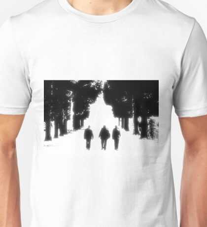 Three Is Company Unisex T-Shirt