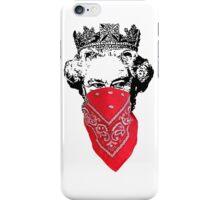 God Save the Queen Modern Interpretation iPhone Case/Skin