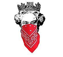God Save the Queen Modern Interpretation Photographic Print