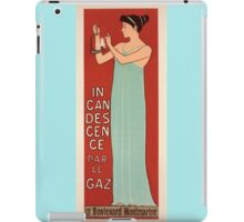 Reproduction Vintage Illustration  iPad Case/Skin
