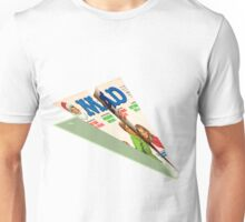 MAD Paper Airplane 188 Unisex T-Shirt