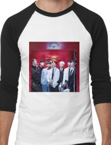 Bangtan Sonyeondan (Dope) Men's Baseball ¾ T-Shirt