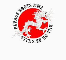 Savage Roots MMA Dragon BLK Unisex T-Shirt