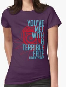 Fate  Womens Fitted T-Shirt