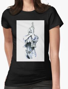 Parasite Eve Womens Fitted T-Shirt
