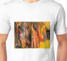 MASKS OUTRAGEOUS AND AUSTERE—AUDEN Unisex T-Shirt