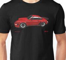 Porsche 911 930 Turbo (1975) Unisex T-Shirt