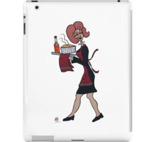 Wildago's Christmas Pearl in Sheffield iPad Case/Skin