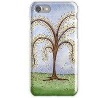 Whimsical Willow Tree iPhone Case/Skin