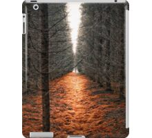 Dead forest iPad Case/Skin