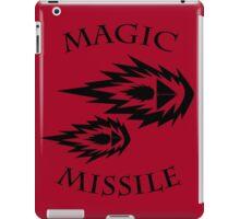Magic Missile (2D4) iPad Case/Skin