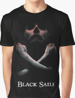 Black Sails Graphic T-Shirt
