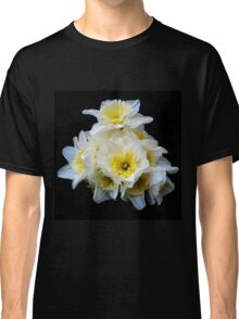 A bunch of daffodils Classic T-Shirt