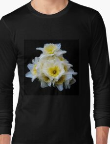 A bunch of daffodils Long Sleeve T-Shirt