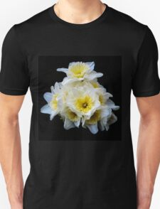 A bunch of daffodils Unisex T-Shirt