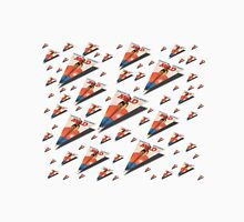 MAD Paper Airplane 145 Pattern Unisex T-Shirt