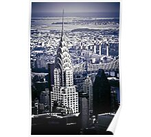 NYC - Chrysler Building Poster