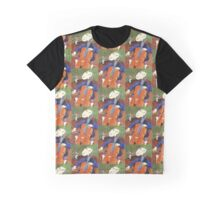 Wildago's Edmund de Gauguin Graphic T-Shirt