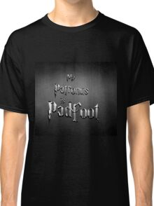 My Patronus is Padfoot Classic T-Shirt