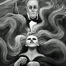 Edgar Allan Poe's, The Fall of the House of Usher by Cameron Hampton