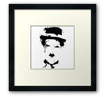 Mr. Chaplin Framed Print