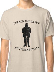 Tinned Dragon Food Classic T-Shirt