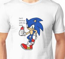 Can't Ketchup Unisex T-Shirt