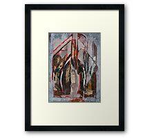 TOWERS OF ILIUM Framed Print