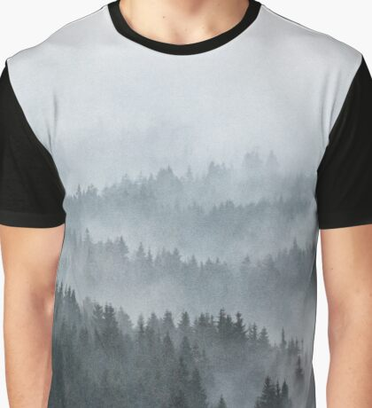 The Waves Graphic T-Shirt