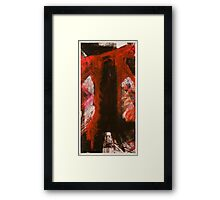 I HAVE A RENDEZVOUS WITH DEATH Framed Print