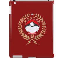 Master Poke iPad Case/Skin