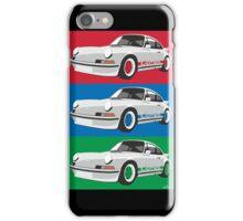 Porsche 911 Carrera (1973) iPhone Case/Skin