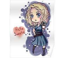 Chibi River Song   Poster