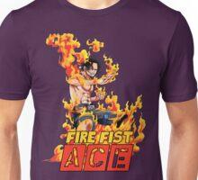 Fire Fist Ace Attacks Unisex T-Shirt