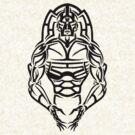 Tribal Warrior by Dalton Sayre